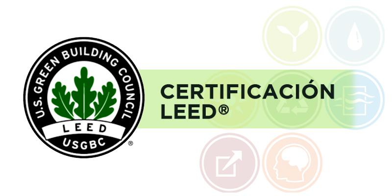 el aire acondicionado y su relación con la certificación leed