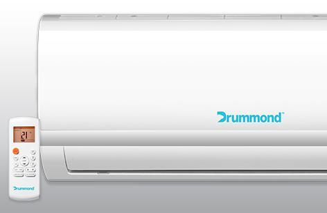 Minisplit r-22 Drummond